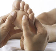 Reflexology during Pregnancy.